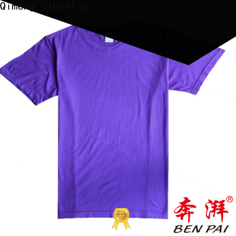 promotional custom t-shirt sale in different color for sporting