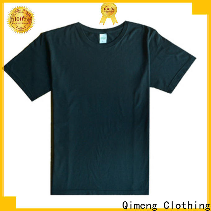 QiMeng stable branded t-shirts wholesale for team-work