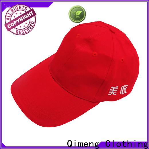 QiMeng latest-arrival flexfit cap in different color