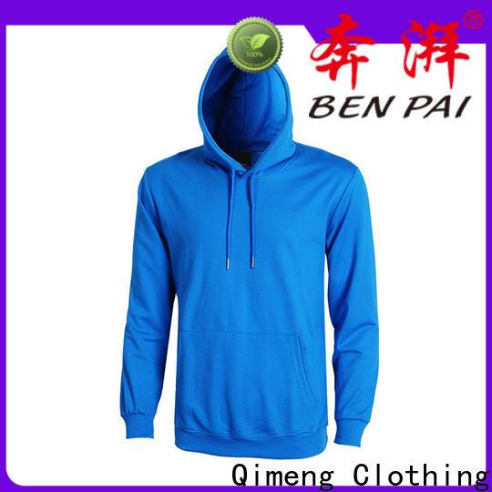 QiMeng hot-sale hoodies sweatshirts women supplier for sporting