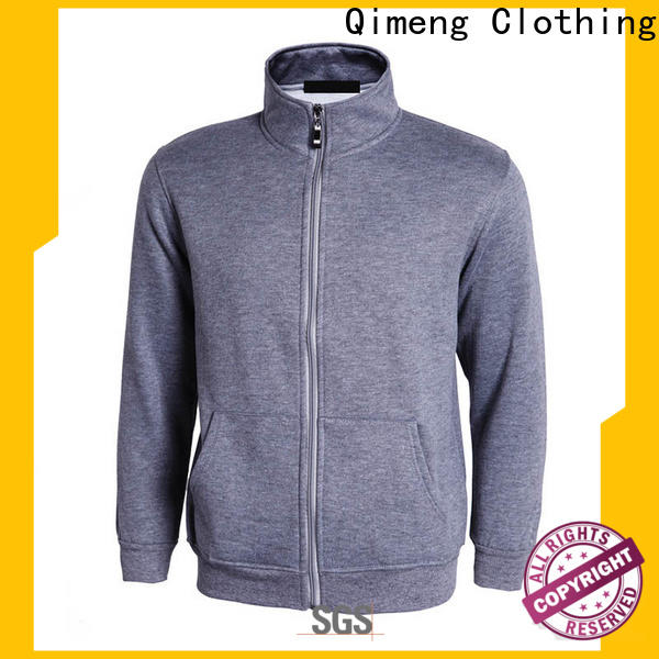QiMeng new-selling custom hoodies for outdoor activities