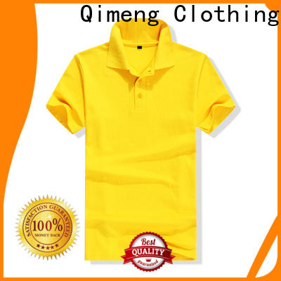 bulk cotton polo shirts mens basic from China  for business meetings