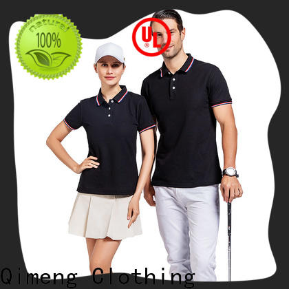 new-coming organic cotton polo shirts polyester factory