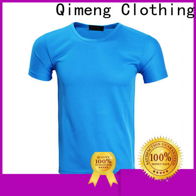 QiMeng oneck women t-shirts wholesale for daily wear