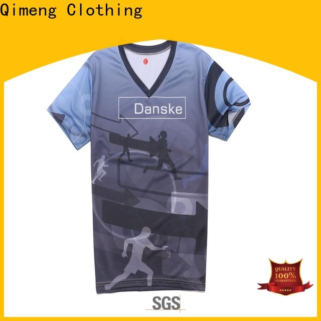 QiMeng outdoor wholesale t shirt printing wholesale for promotional campaigns