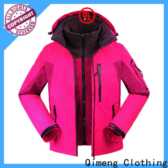 QiMeng superior custom sport jacket producer for outdoor activities