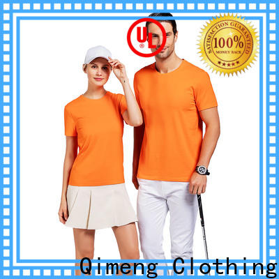 QiMeng various plain t-shirts on sale for daily wear