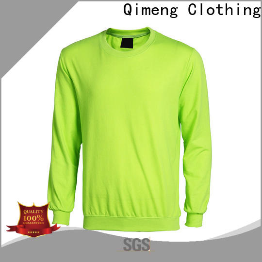 QiMeng outstanding customised hoodies supplier for daily wear