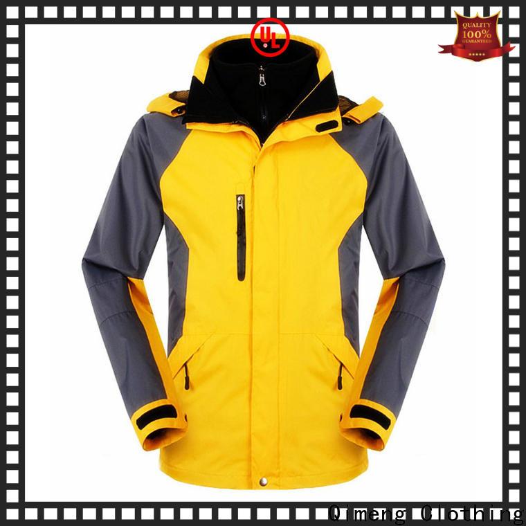 QiMeng promotional custom sport jacket wholesale