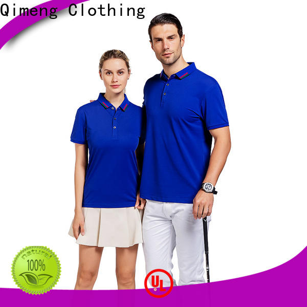 QiMeng shirt wholesale polo shirts supply for team-work