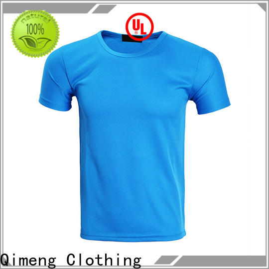 QiMeng arrival women t-shirts in different color for daily wear