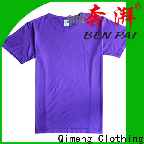 QiMeng latest mens t shirts on sale for daily wear