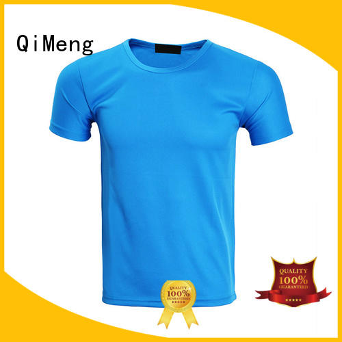 sleeveless branded t-shirts supplier in street QiMeng