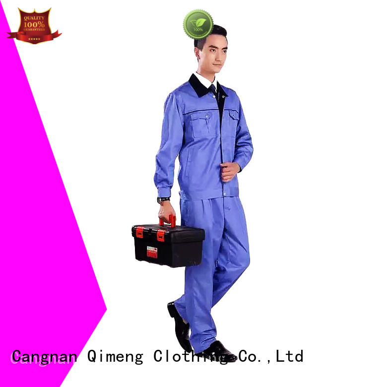 QiMeng newly uniform shirts for man for daily wear