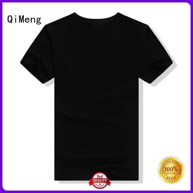 custom printed t shirts superior for outdoor activities QiMeng