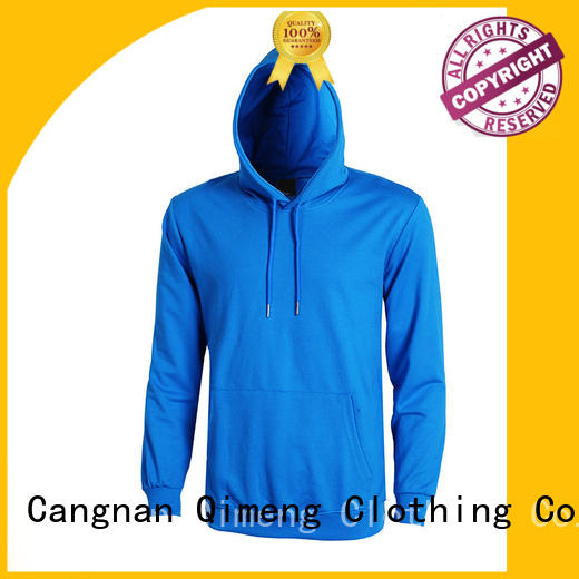 QiMeng inexpensive baseball hoodies premium for daily wear