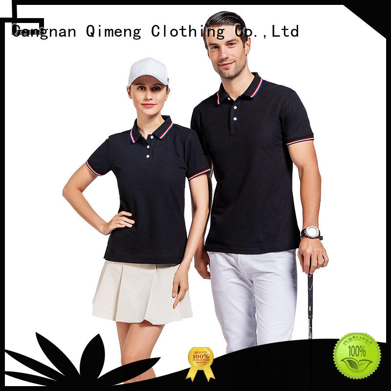 promotional 100% cotton polo shirts clothes from China  for business meetings
