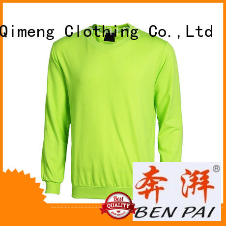 fitness hoodies long for promotional campaigns QiMeng