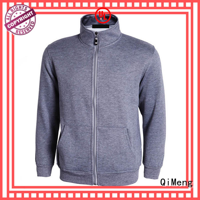 QiMeng excellent plain hoodies supplier for sporting