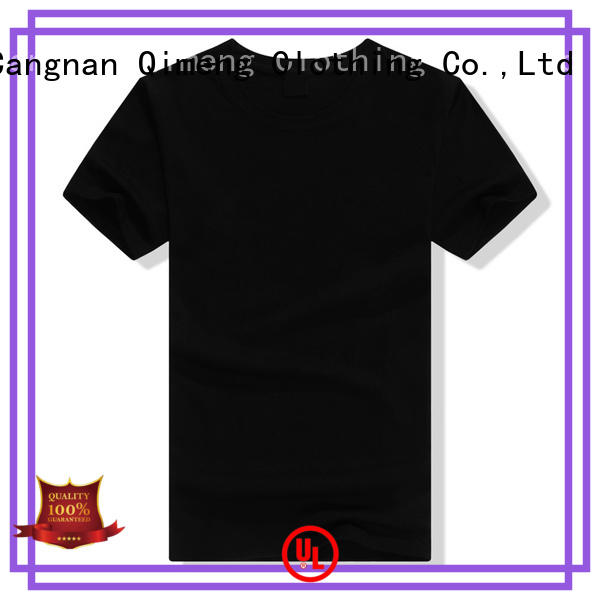 QiMeng short short sleeve t-shirt for-sale for sports