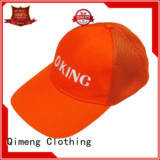 QiMeng directly personalized cap factory for daily wear