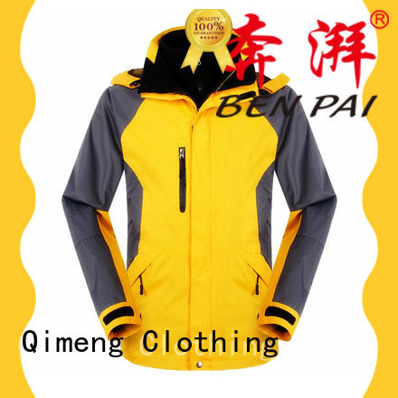 QiMeng excellent fashion jacket for women wholesale for outdoor activities