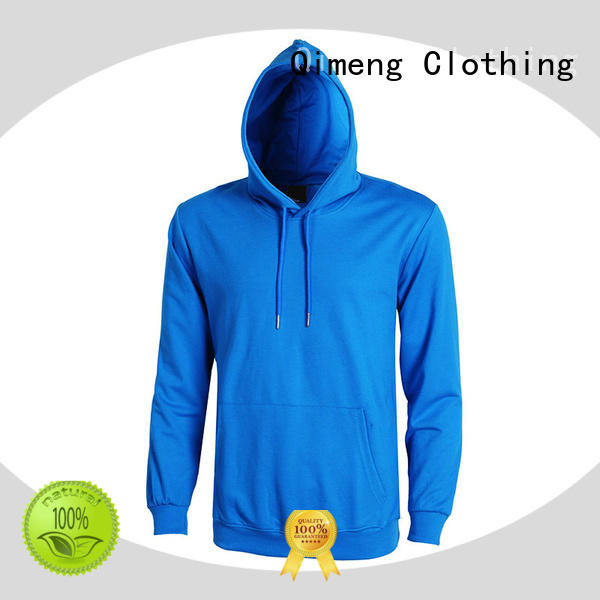QiMeng fine- quality sports hoodies from China