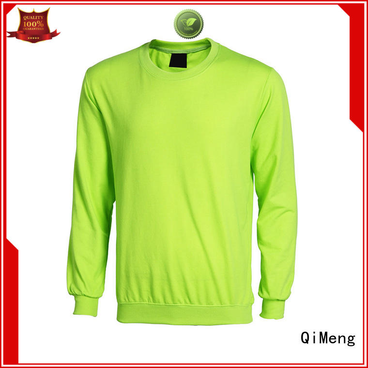 QiMeng fine- quality street style hoodies for man for sports