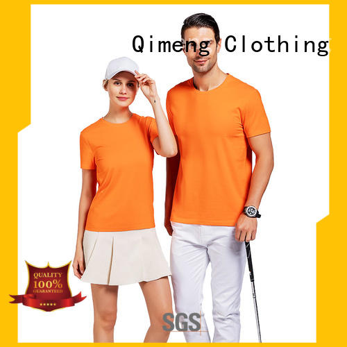 cotton coton t-shirts newest for outdoor activities QiMeng