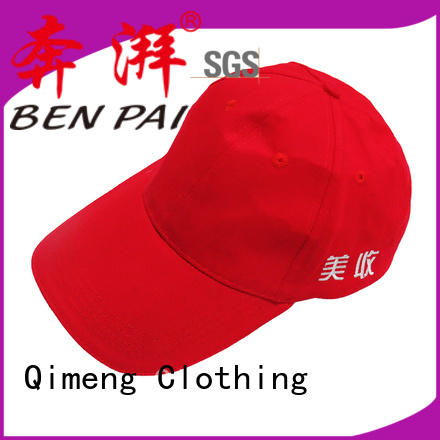 QiMeng hot-selling sport cap for daily wear