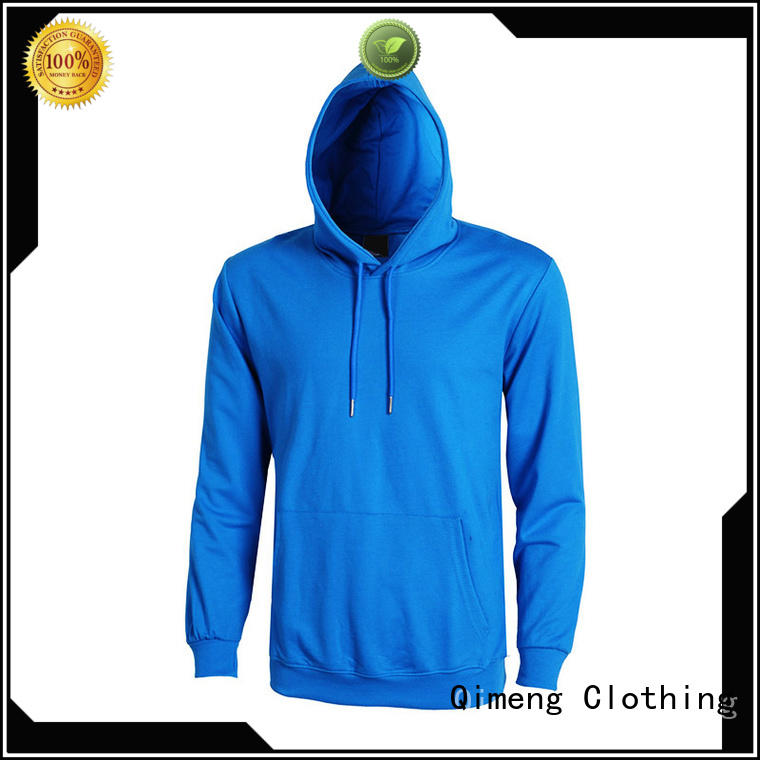 QiMeng inexpensive hoodies sport with many colors for outdoor activities
