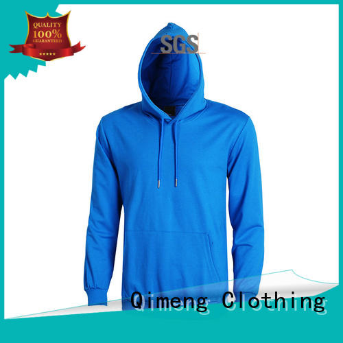 QiMeng new-coming unisex hoodies from for promotional campaigns