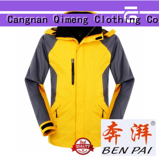 prices custom made jackets oem QiMeng