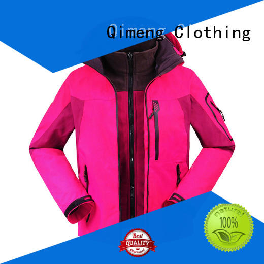 latest mens softshell jacket excellent for sports QiMeng