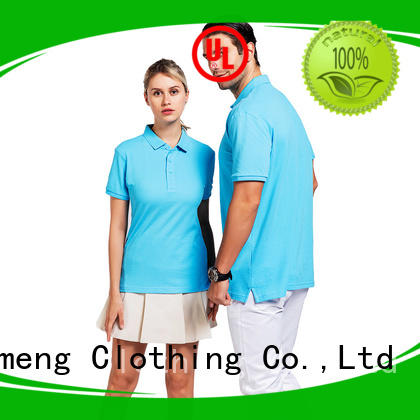 t-shirts polos clothing  for leisure travel QiMeng