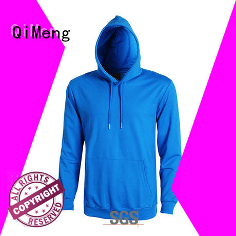black hoodies men selling for promotional campaigns QiMeng