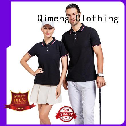 QiMeng ladies polo t shirts tshirt