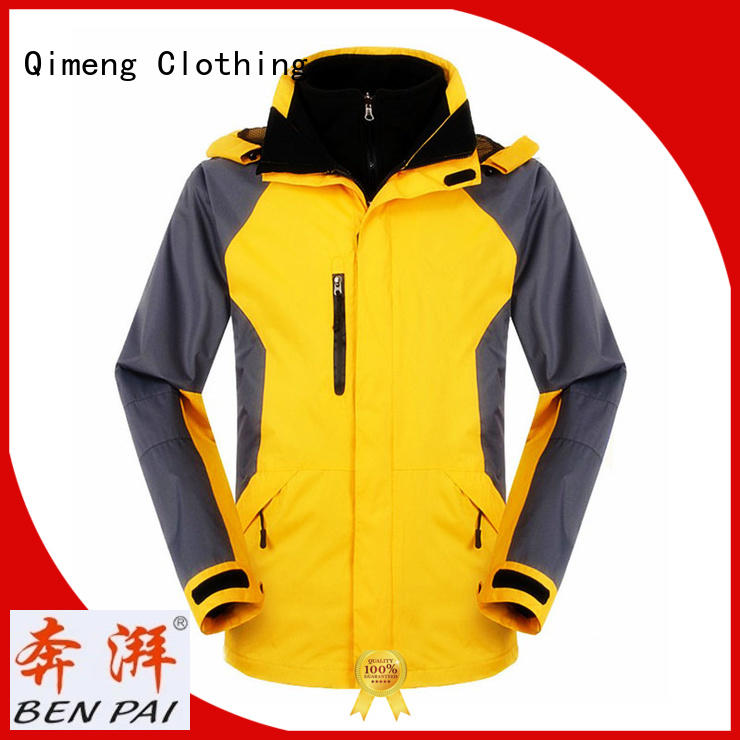 QiMeng breathable best winter jackets from China