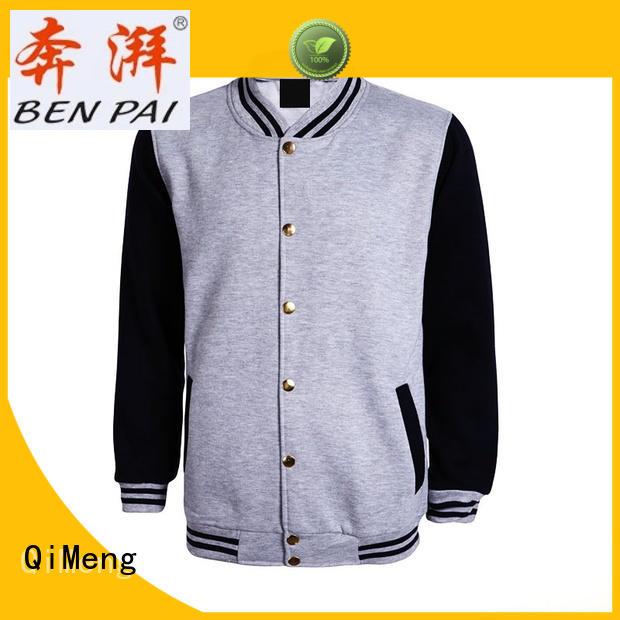 QiMeng high-quality custom school uniform for-sale for team-work
