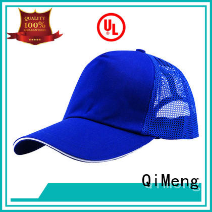 QiMeng design custom made hats with many colors
