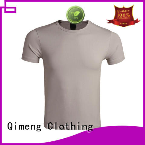 white plain t shirts supplier for outdoor activities