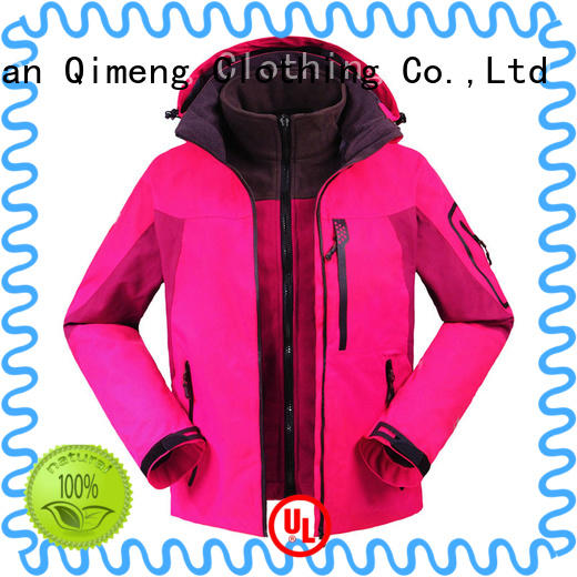 OEM high performance waterproof breathable softshell jacket