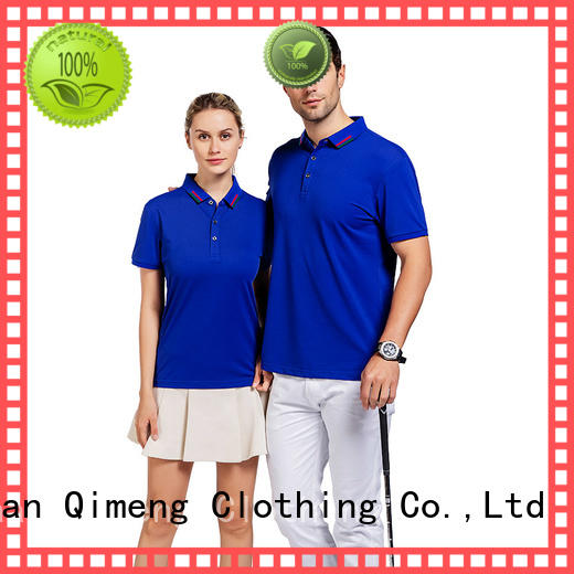 from collared polo t shirts promotional for promotional campaigns QiMeng