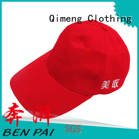 high-quality custom baseball cap promotional in different color in work room