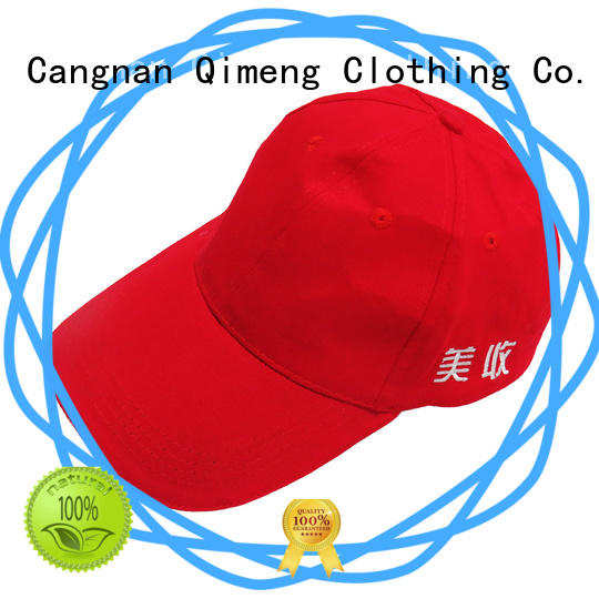 high quality cap outdoor for daily wear QiMeng