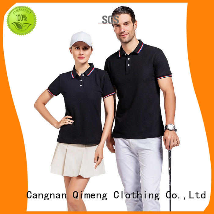 shirts polo sport shirts with many colors for team-work QiMeng