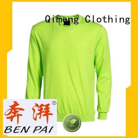 QiMeng quality womens hoodies sweatshirts supplier for sporting