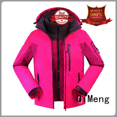 superior personalised jackets factory price in autumn QiMeng
