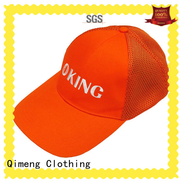 chic baseball cap custom simple with good price for daily wear