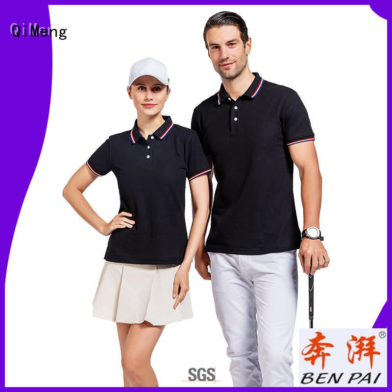 QiMeng excellent summer polo shirts shirt